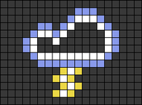 Alpha pattern #81684