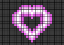 Alpha pattern #81687