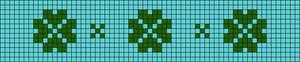 Alpha pattern #81689