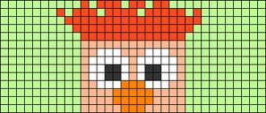 Alpha pattern #81694
