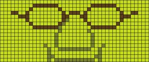 Alpha pattern #81695