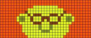 Alpha pattern #81696