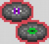 Alpha pattern #81700