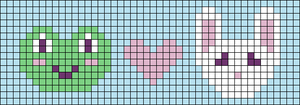 Alpha pattern #81702