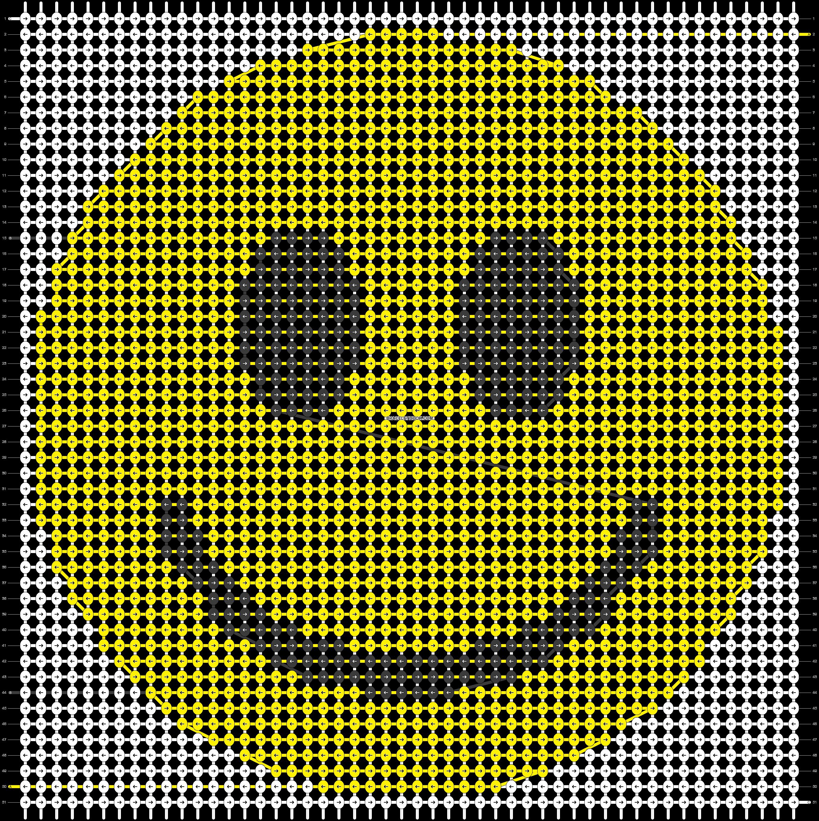 Alpha pattern #81703 pattern
