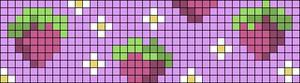 Alpha pattern #81704