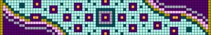 Alpha pattern #81705