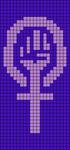 Alpha pattern #81712