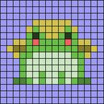 Alpha pattern #81716