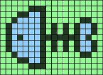 Alpha pattern #81772