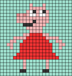 Alpha pattern #81785