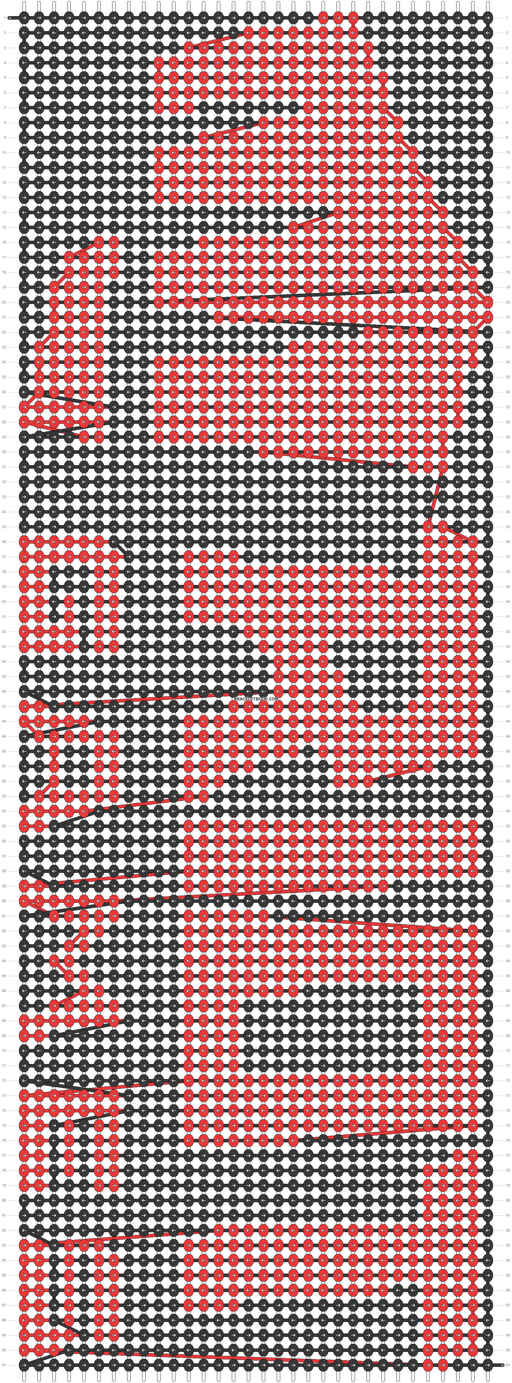 Alpha pattern #81787 pattern