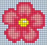 Alpha pattern #81813