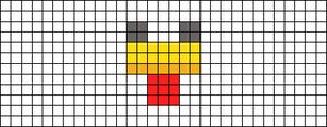 Alpha pattern #81817