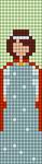 Alpha pattern #81818