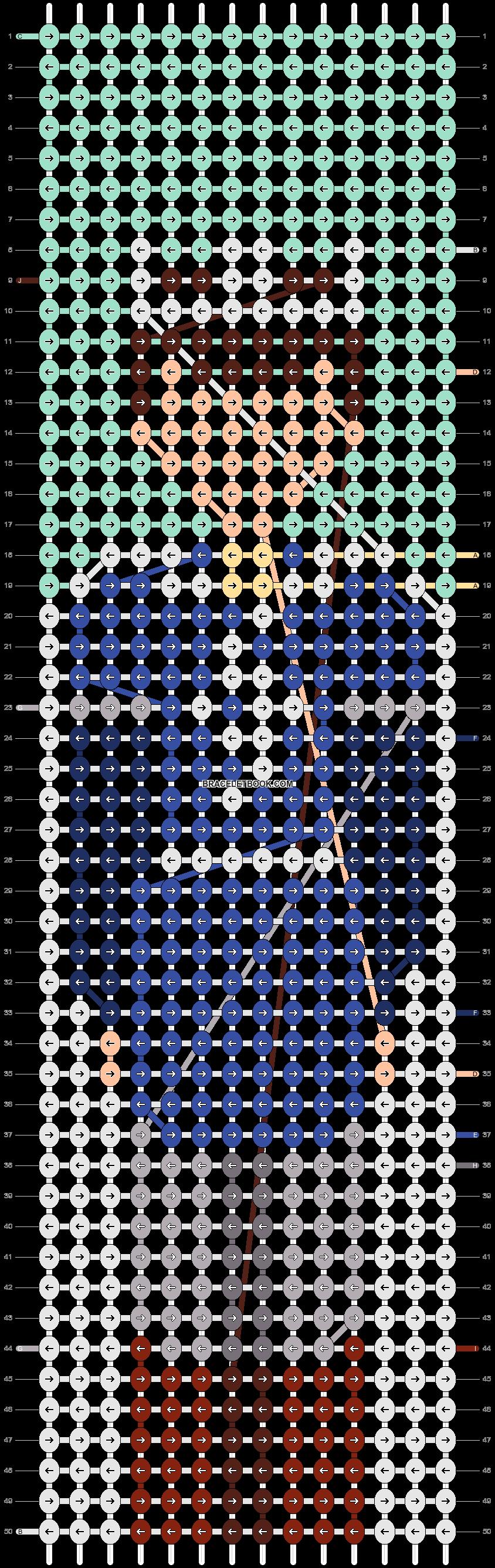 Alpha pattern #81820 pattern