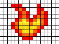 Alpha pattern #81823