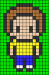 Alpha pattern #81858