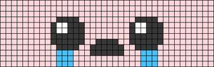 Alpha pattern #81860