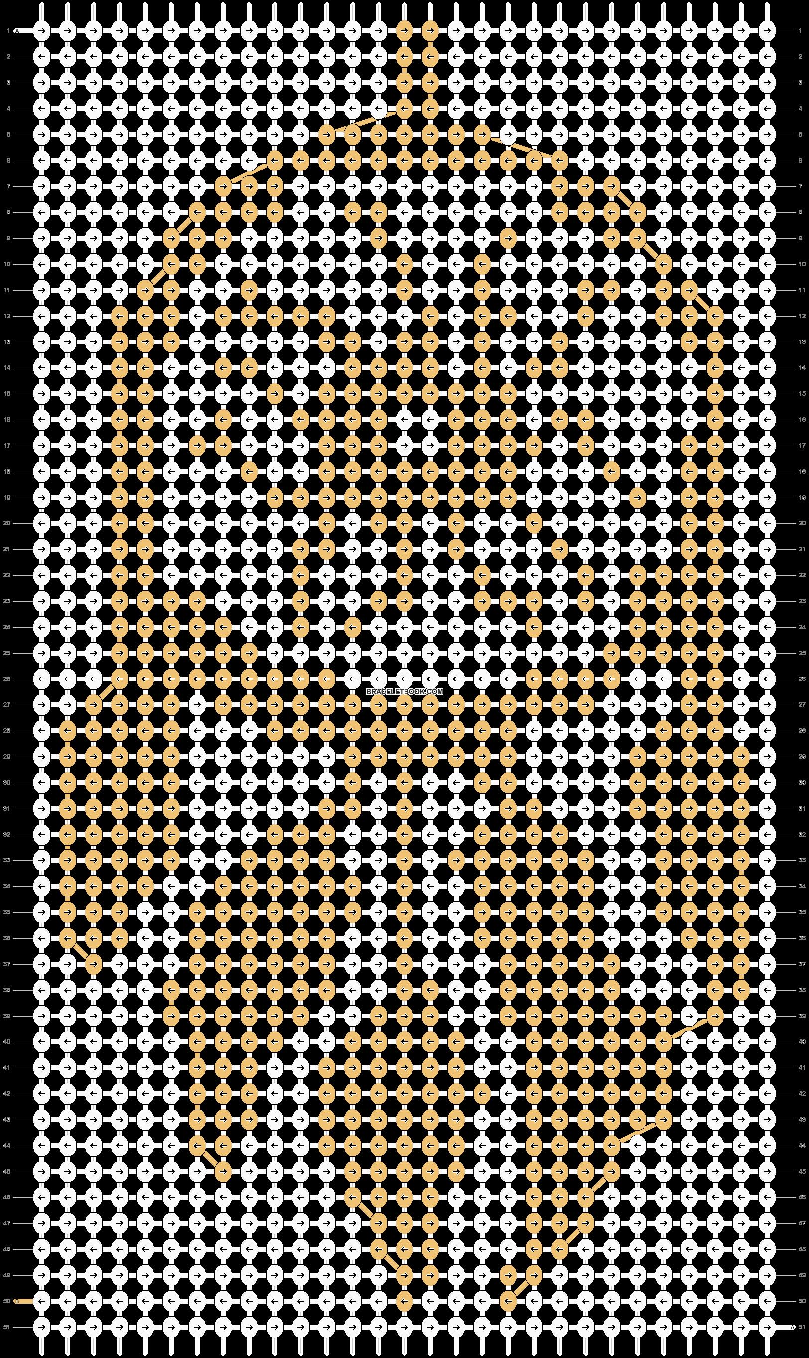 Alpha pattern #81862 pattern