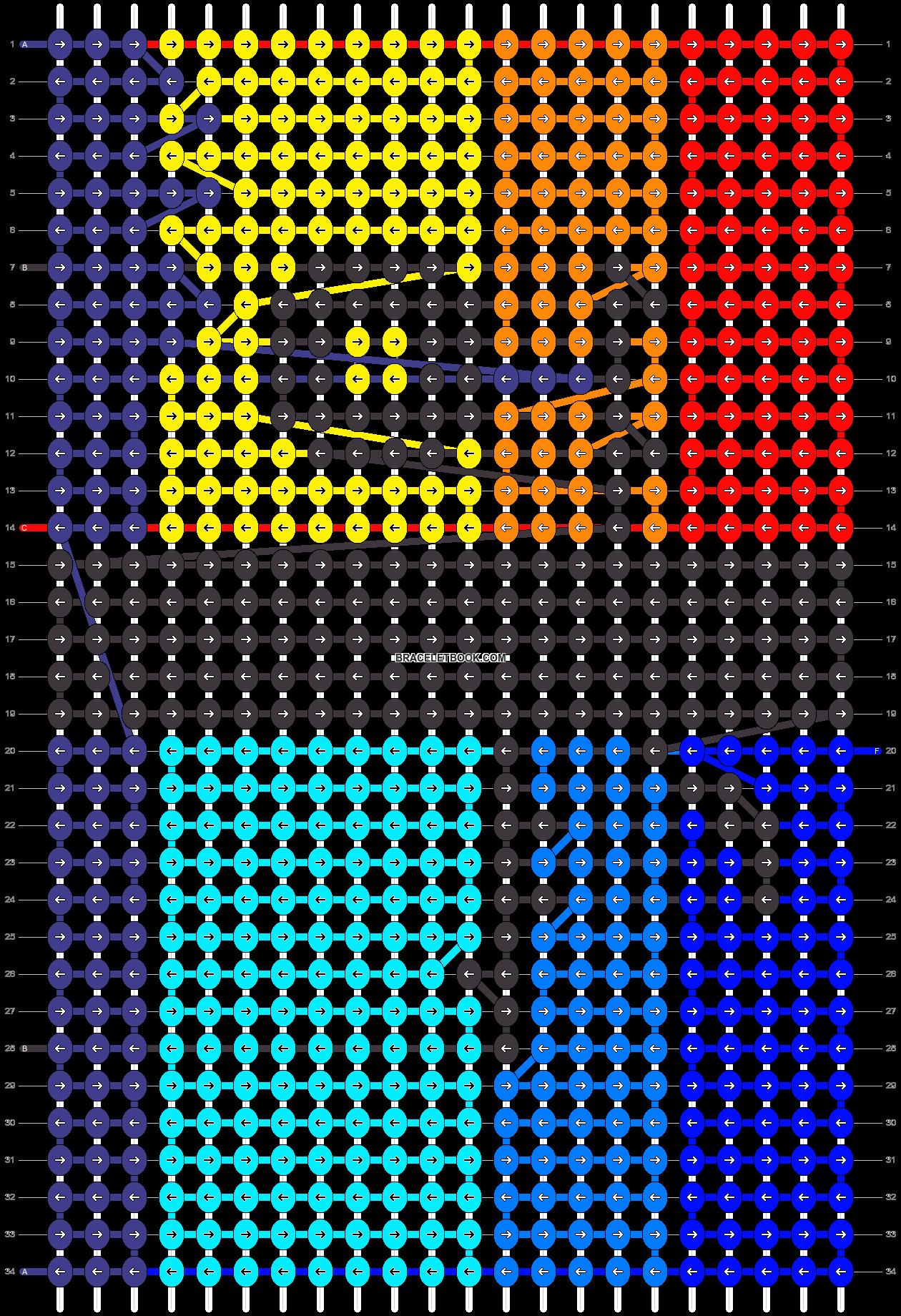 Alpha pattern #81868 pattern