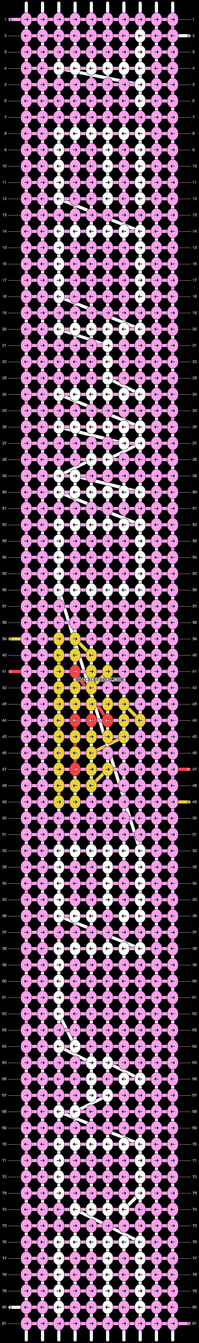 Alpha pattern #81875 pattern