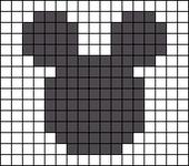 Alpha pattern #81877