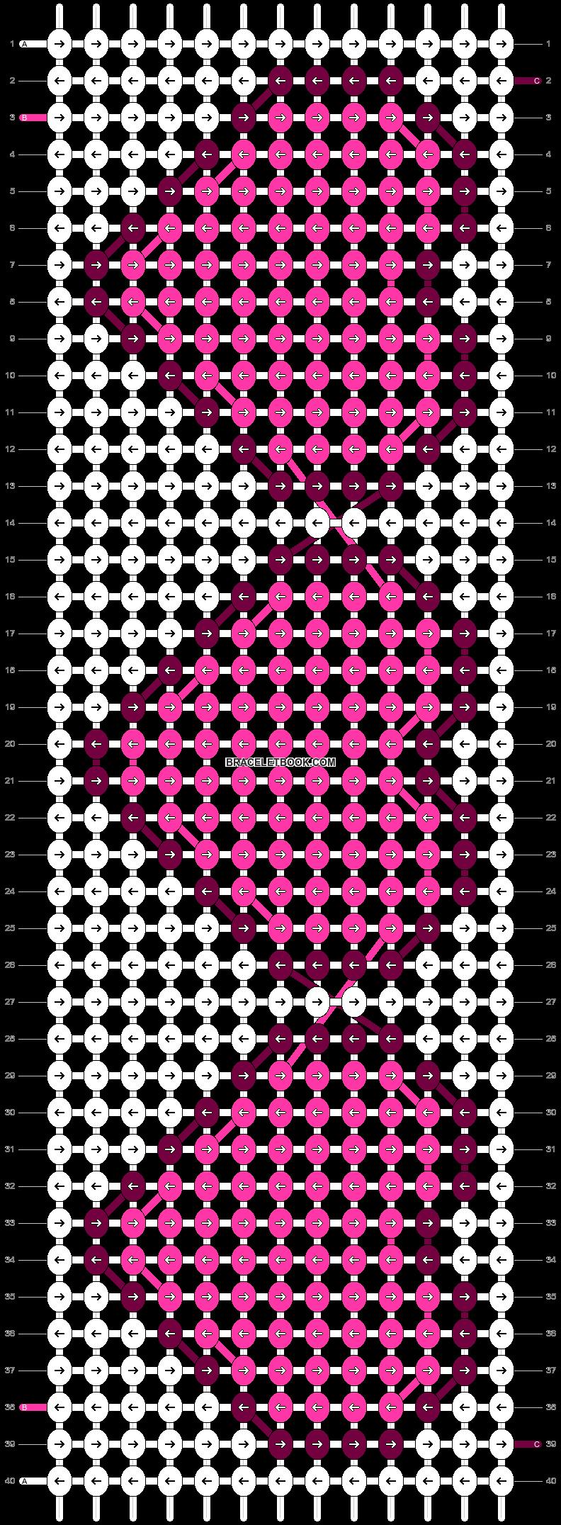 Alpha pattern #81888 pattern