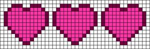 Alpha pattern #81888