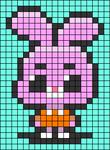 Alpha pattern #81890