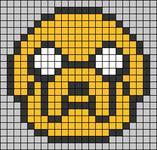 Alpha pattern #81892