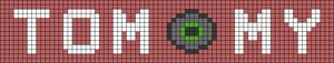 Alpha pattern #81906