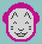 Alpha pattern #81907