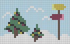 Alpha pattern #81908