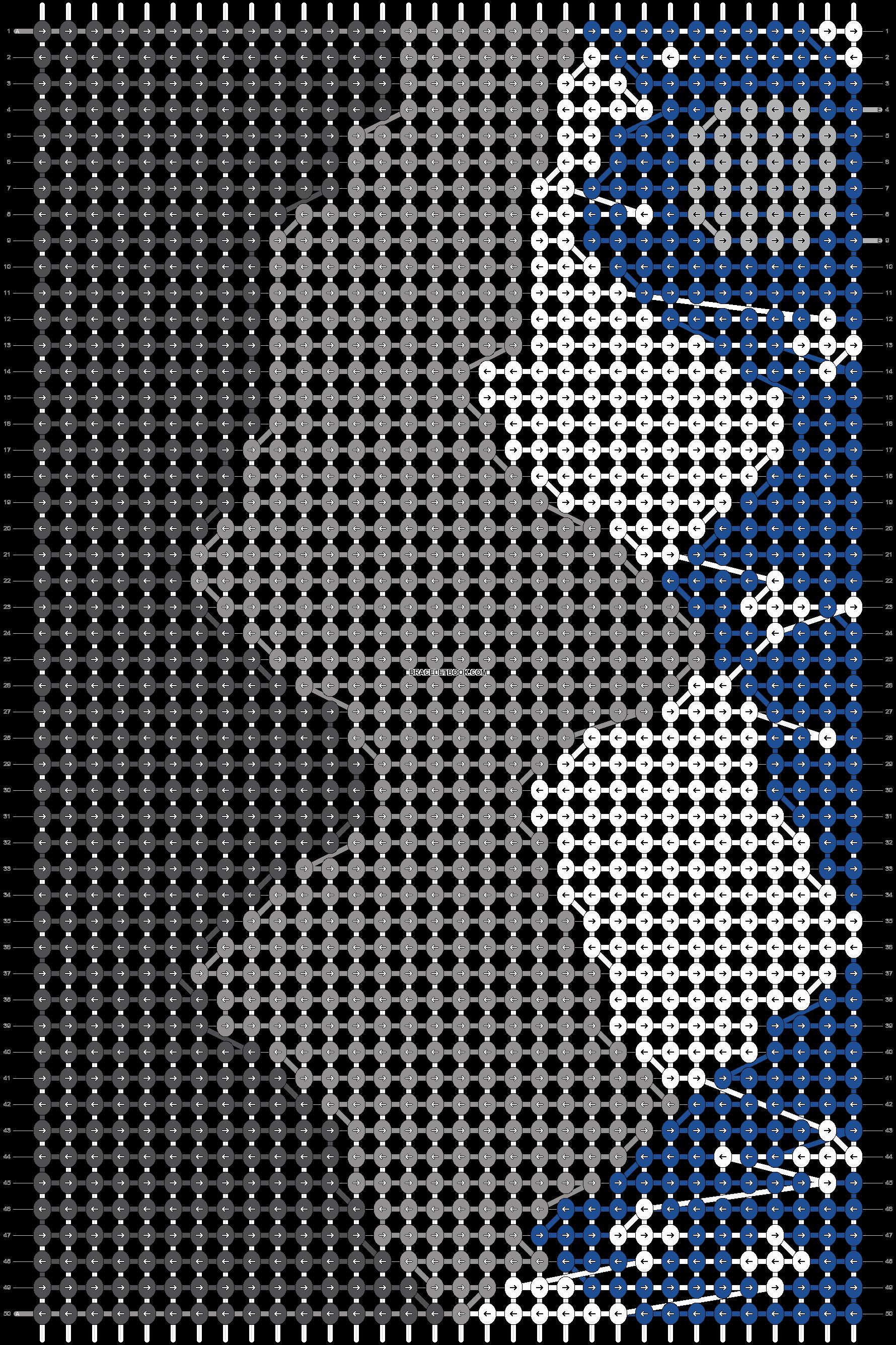 Alpha pattern #81914 pattern
