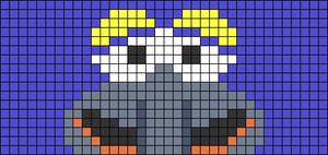 Alpha pattern #81917