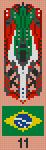 Alpha pattern #81935
