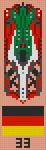 Alpha pattern #81936