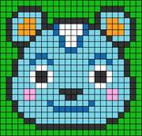 Alpha pattern #81965