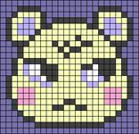 Alpha pattern #81968