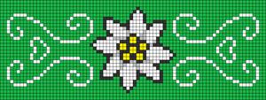 Alpha pattern #81985