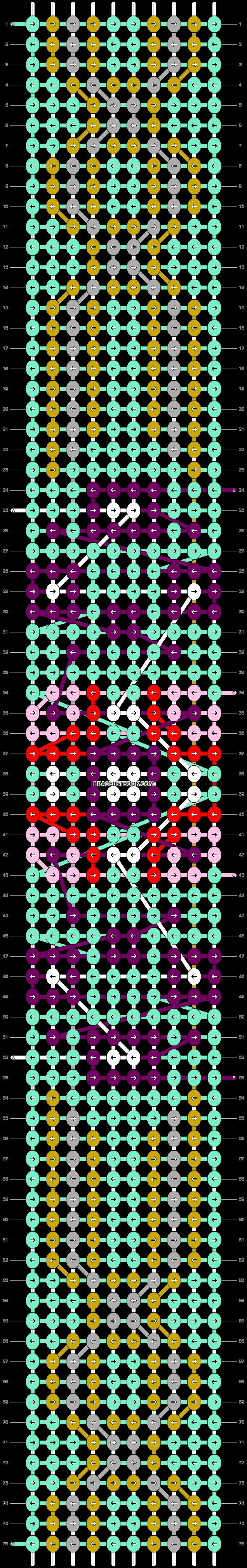 Alpha pattern #81990 pattern