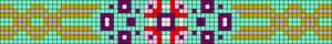 Alpha pattern #81990