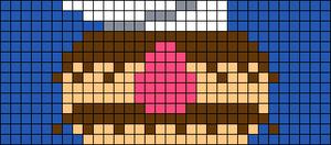 Alpha pattern #81991