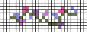 Alpha pattern #81995