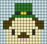 Alpha pattern #82001