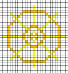 Alpha pattern #82003