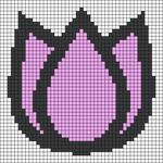 Alpha pattern #82005
