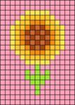 Alpha pattern #82020