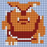 Alpha pattern #82029